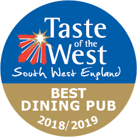 2018/2019 Best Dining Pub Taste of the West Award