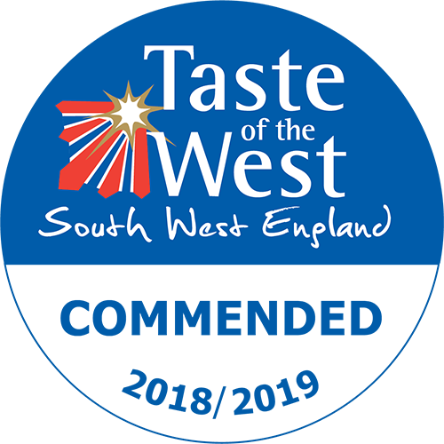 2018/2019 Commended Taste of the West Award