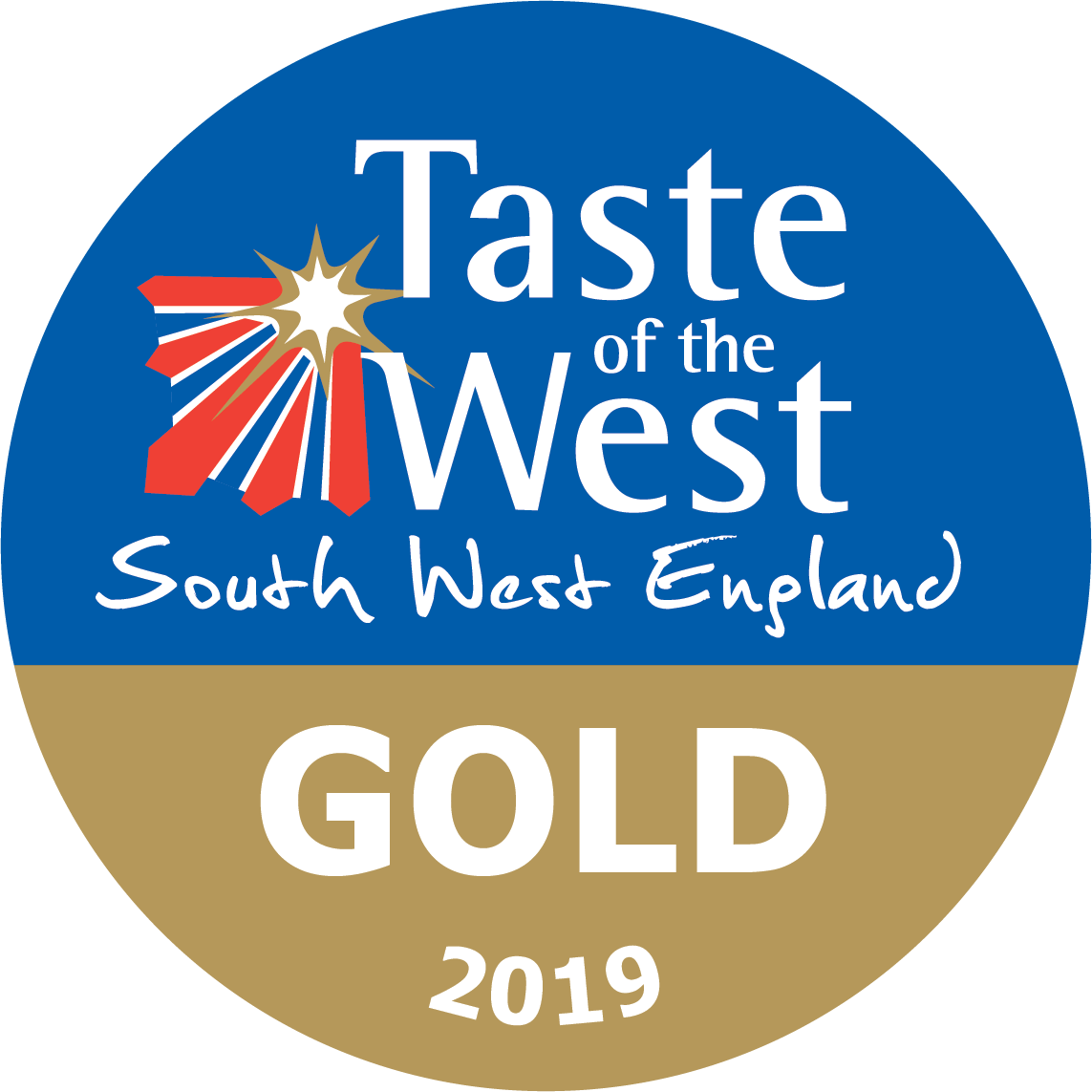 2019 Gold Taste of the West Award