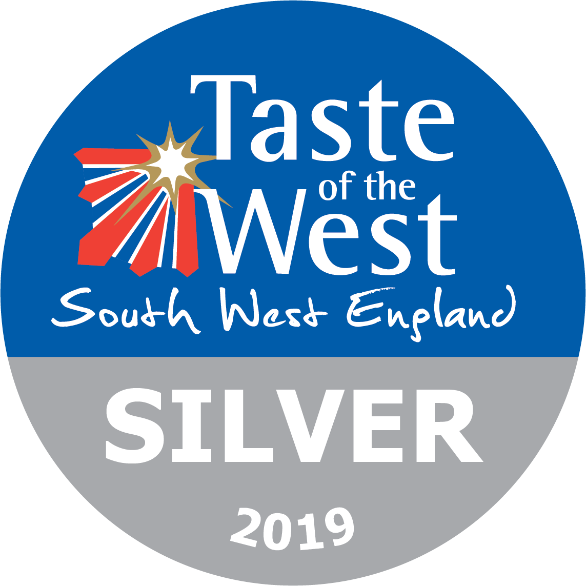 2019 Silver Taste of the West Award