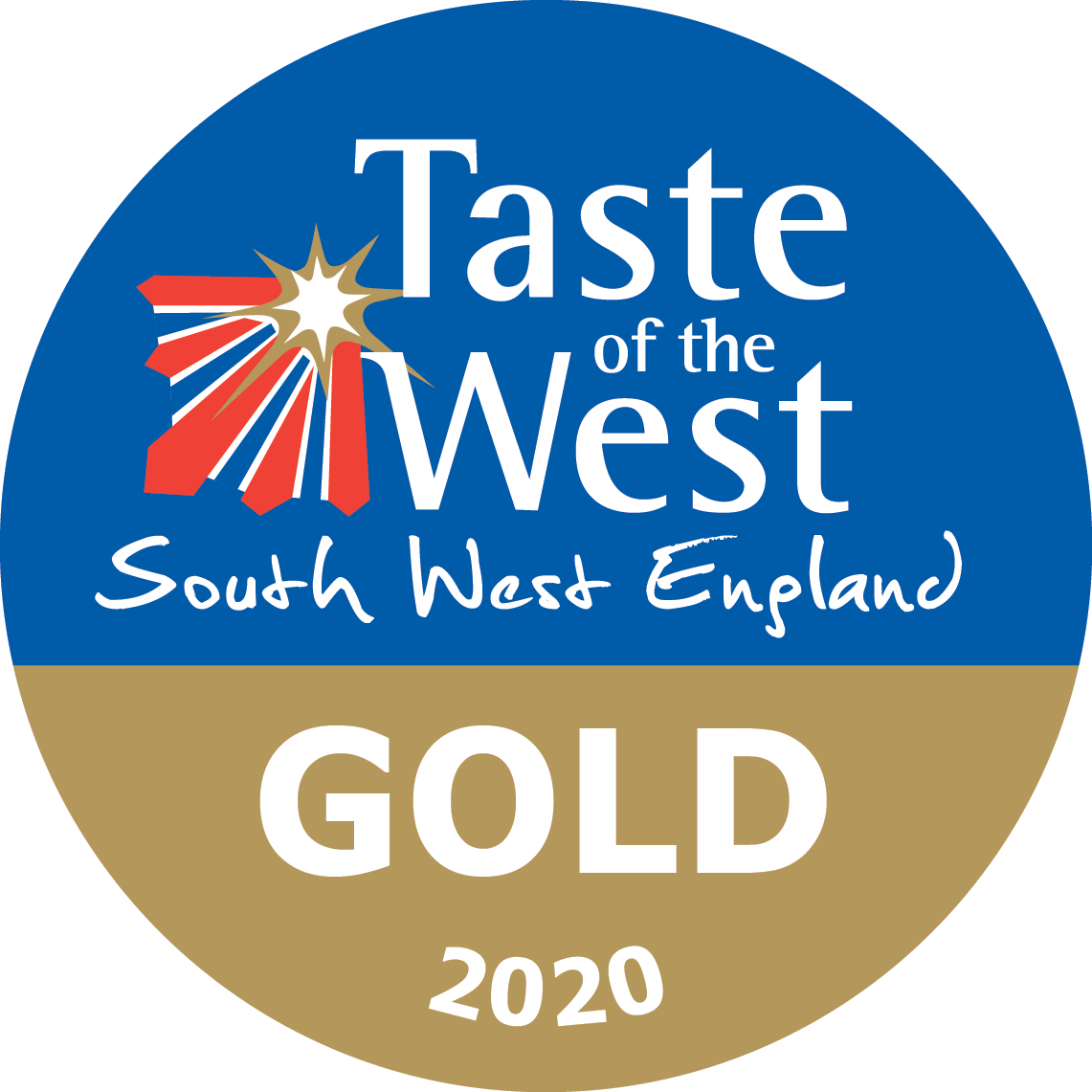 2020 Gold Taste of the West Award