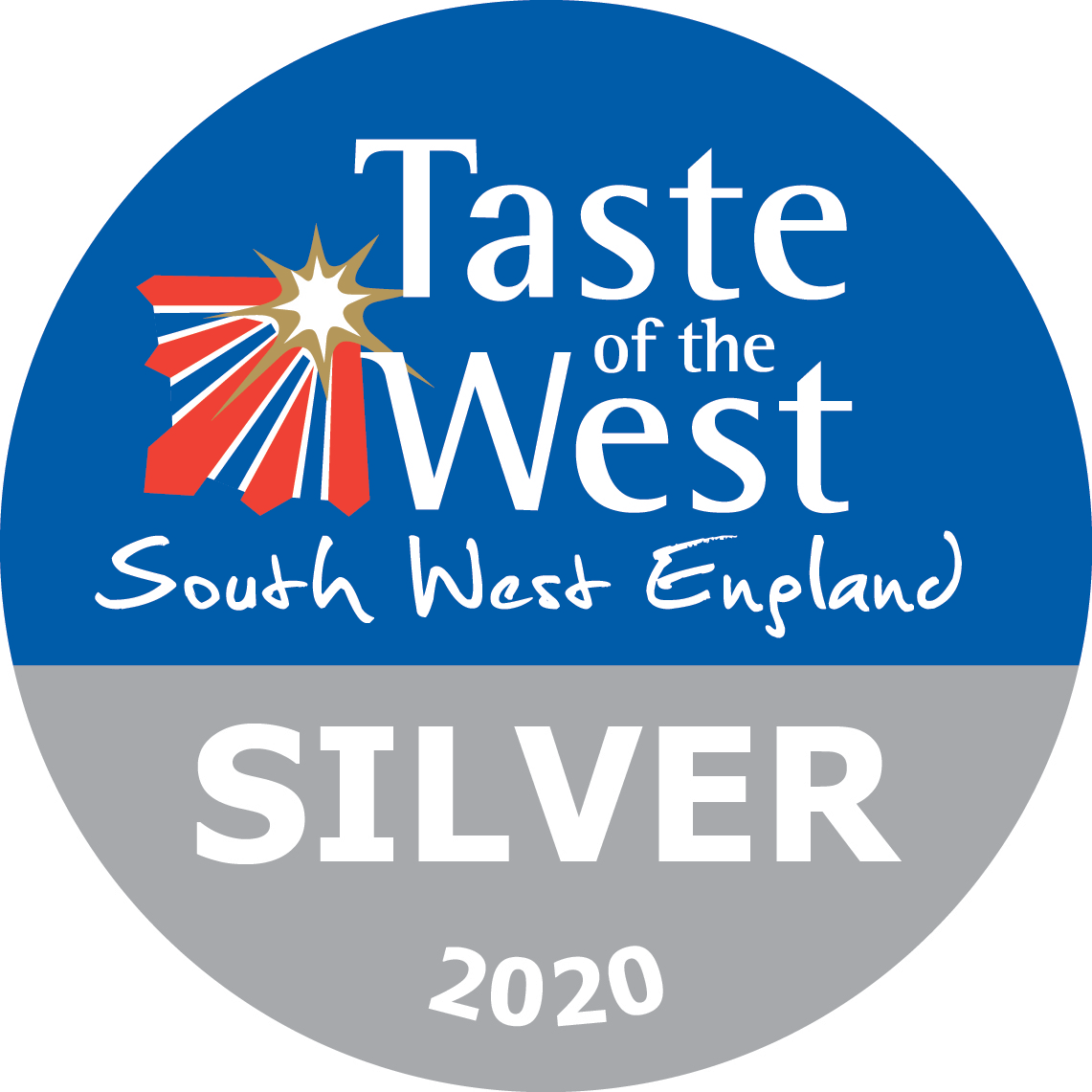 2020 Silver Taste of the West Award