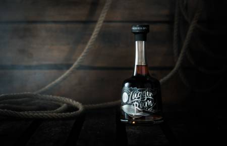 Lyme Bay Winery Lugger Rum